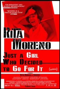 Rita Moreno Just a Girl Who Decided to Go for It